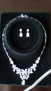 Wedding/ Prom 18kt gold plated bracelet, $ (NEW-NEVER