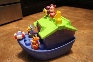 Winnie the Pooh Mega Blocks