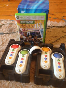 XBOX 360 Trivia game w/ 4controllers