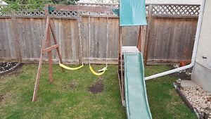 toys and slide