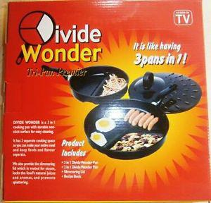 3 in 1 Cooking Pans