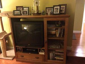 """32"""" JVC box TV perfect working condition"""