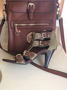 Alfred sung shoes size 7 handbag