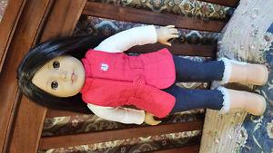 American Girl doll in excellent like new condition
