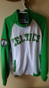 Boston Celtics sweater/coat