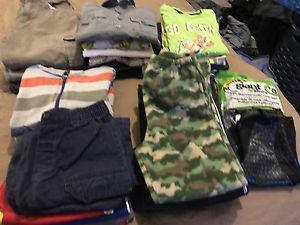 Boy size 6x children's clothing lot