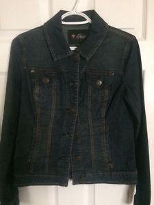 Brand New Women's Guess Denim Jacket