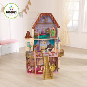 Brand new belle enchanted kidkraft castle
