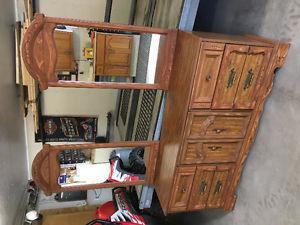Dresser in good condition