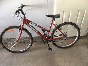 Ladies Mountain bike