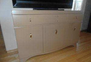Large buffet style TV stand