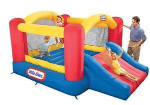Little Tikes Jump n' Slide dry bouncer