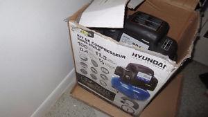 NEW Hyundai HPC-Gallon Air Compressor Kit MISSING