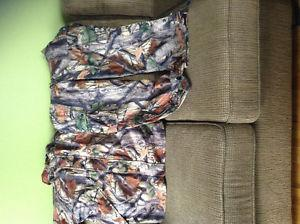 New camo suit for sale