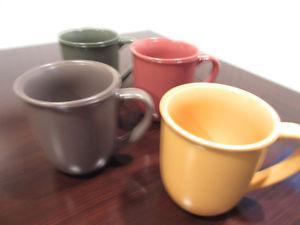 PADERNO Coffee Mugs
