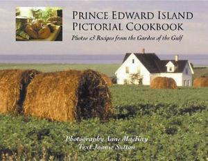 PRINCE EDWARD ISLAND PICTORIAL COOKBOOK