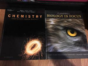 Science textbooks