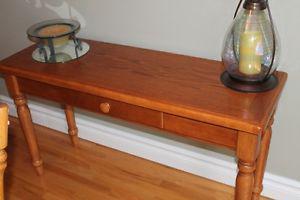 Sofa Table and Coffee Table
