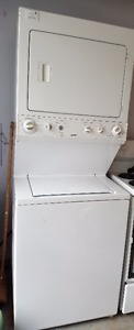 Stackable Washer and Dryer working and in very good