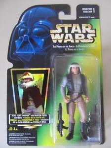 Star Wars: Rebel Fleet Trooper action figure - mint on card