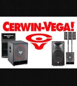 Yamaha receiver and cerwin vega 280se speakers | Posot Class