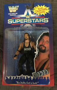 WWF Jakks Diesel Wrestling Figure, WWE