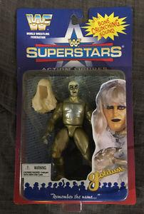 WWF Jakks Goldust Wrestling Figure, WWE
