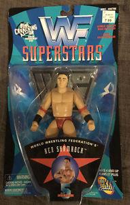 WWF Jakks Ken Shamrock Wrestling Figure, WWE