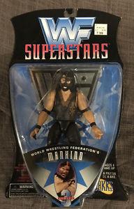 WWF Jakks Mankind Wrestling Figure, WWE