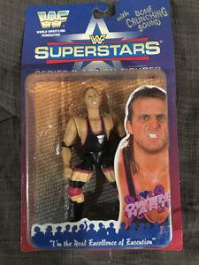 WWF Jakks Owen Hart Wrestling Figure, WWE