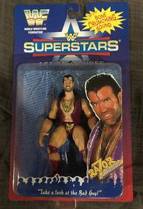 WWF Jakks Razor Ramon Wrestling Figure, WWE