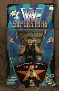 WWF Jakks Savio Vega Wrestling Figure, WWE