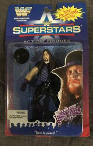 WWF Jakks The Undertaker Wrestling Figure, WWE