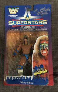WWF Jakks Ultimate Warrior Wrestling Figure, WWE