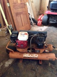 Wanted: Gas air compressor