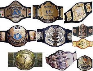 Wanted: WWE/WWF Championship Belts