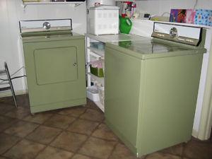 Wanted: s VINTAGE WASHER and DRYER