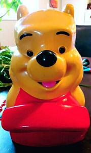 Winnie the pooh novelty phone