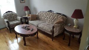 complete living room couch set
