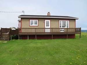 maison à vendre aux îles de la madeleine
