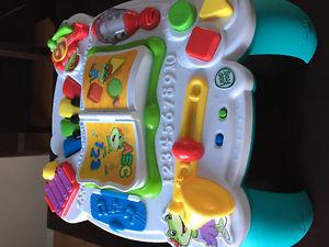 2 in 1 Leap Frog Musical Table
