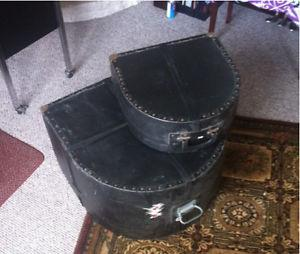 22 inch and 14 inch drum cases