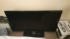 46in flat screen tv