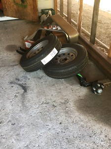 BRAND NEW UTILITY TRAILER PARTS FOR SALE !!