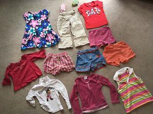 Bag of 3T Girls Clothes (11+ items)