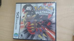 Brand New, Sealed Pokemon Platinum Version