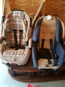 Child car seat 2 set