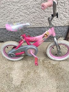 Girls Bicycle Disney Princess