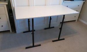 Ikea Adjustable Height Work Table
