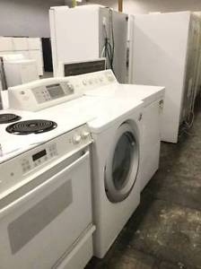 "LG Washing Machine Front Load Ultra Capacity Washer 30"""